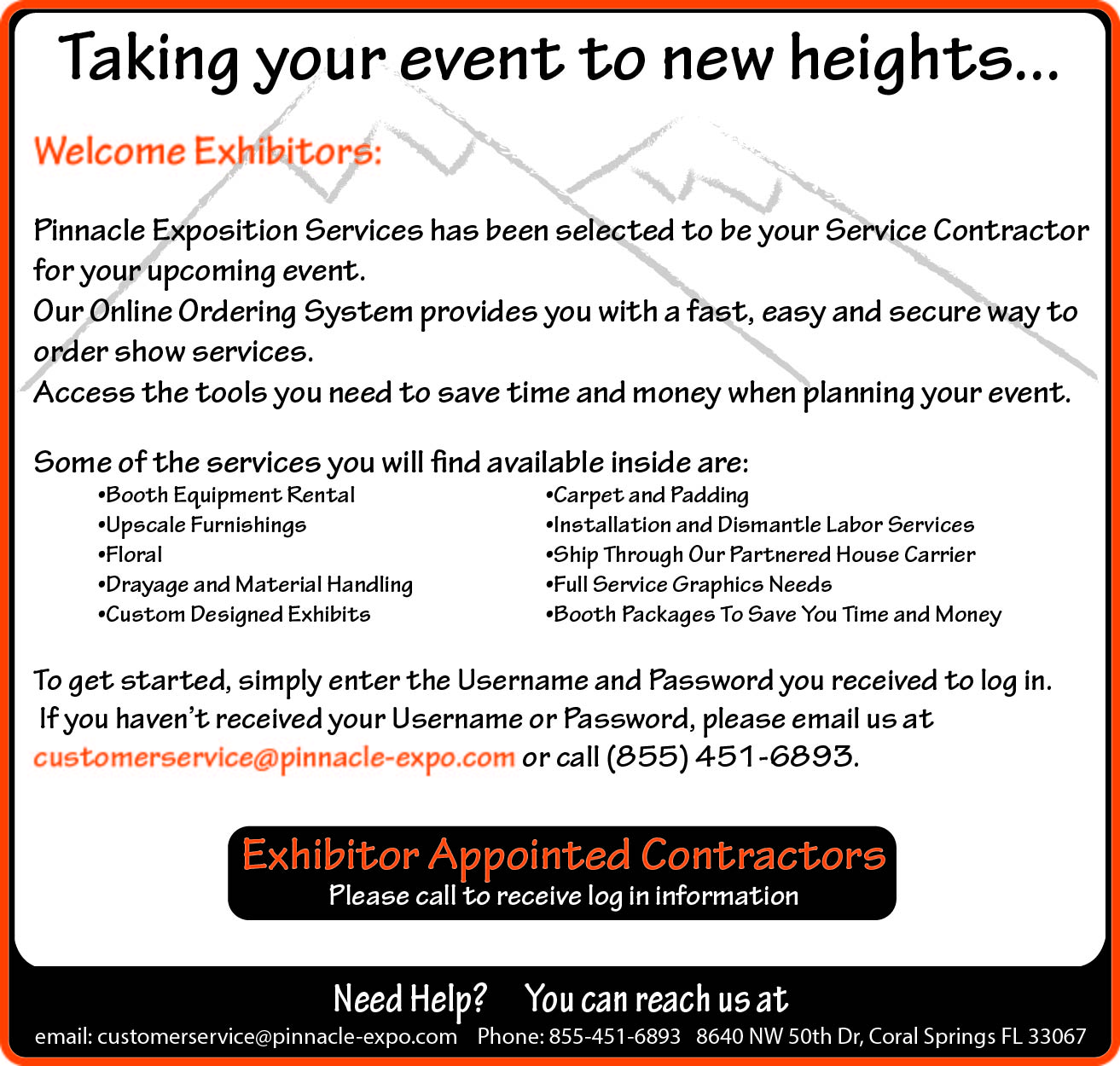 Pinnacle Exposition Services